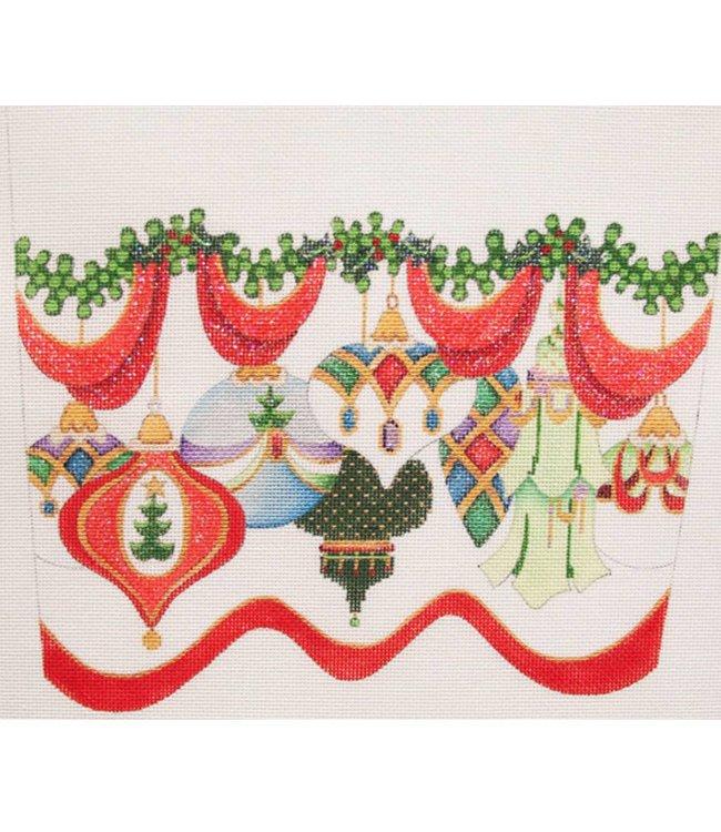 Stocking Cuff  Ornaments
