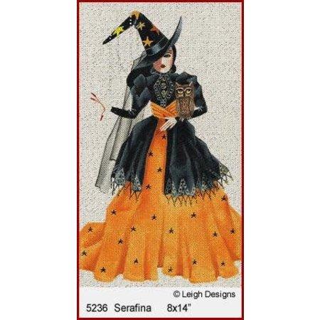Serafina with Stitch Guide