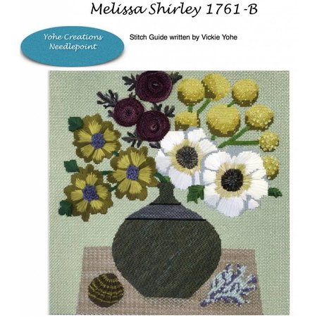 Stitch Guide Melissa Shirley 1761B