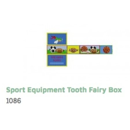 Sport Equipment Tooth Fairy Box