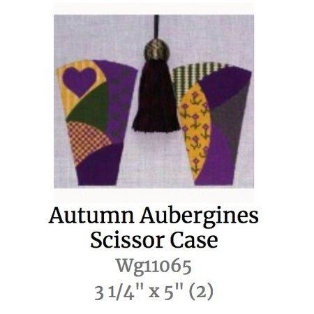Autumn Aubergines