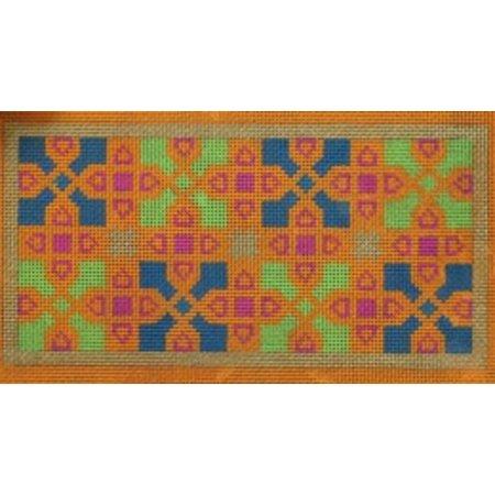Indian Tile Motif