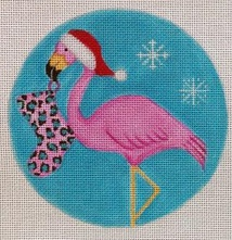 Tropical Pink Christmas