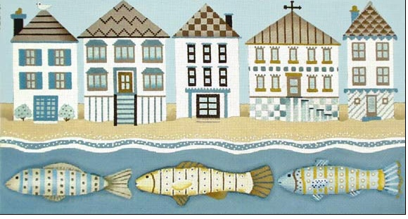 Fish Houses