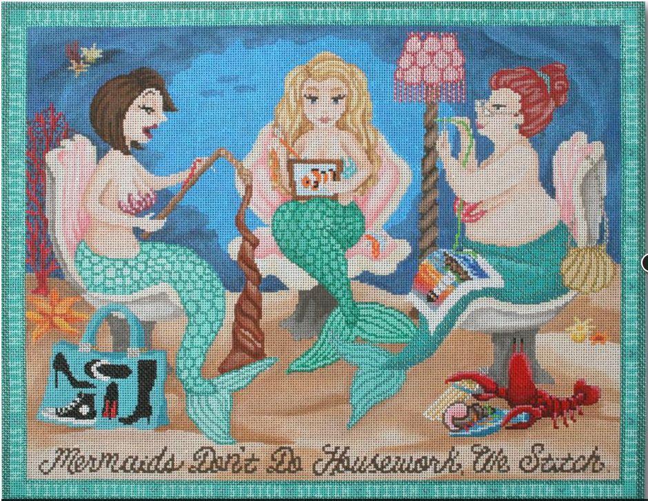 Mermaid Stitch Club