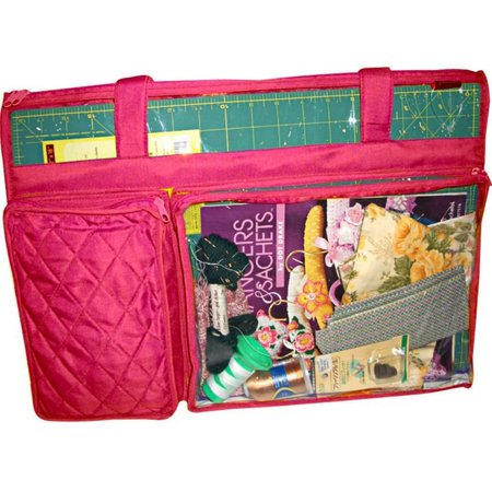 Mat Board Carrier Pink