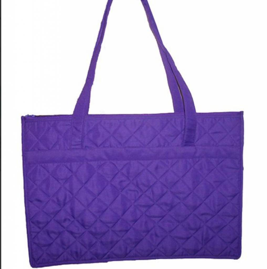 Mat Board Carrier Purple