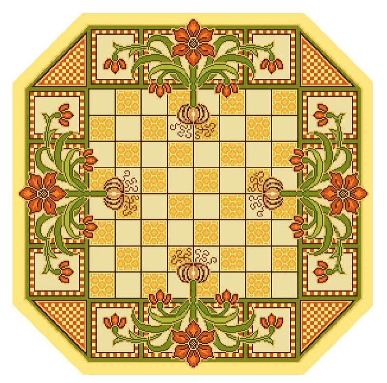 BOTANICA - checker/chess