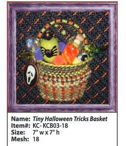 Kelly Clark Tiny Halloween Tricks Basket  KC - KCB03