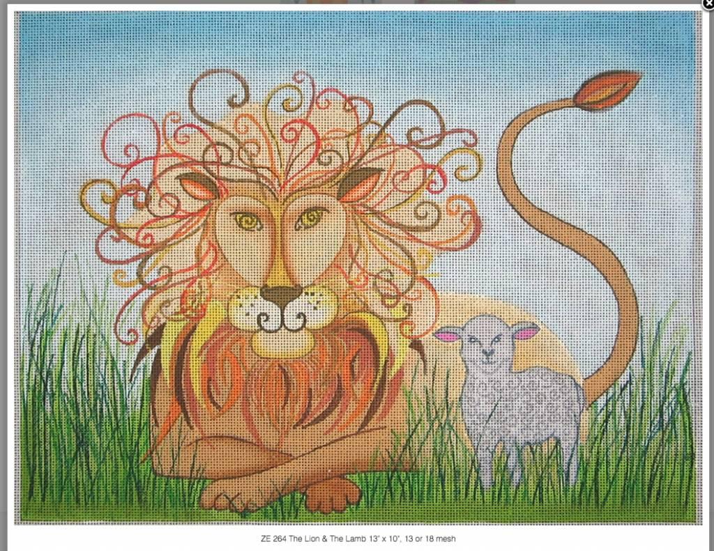 Lion & Lamb 13 M