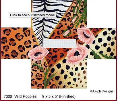 Wild Poppies Brick Cover