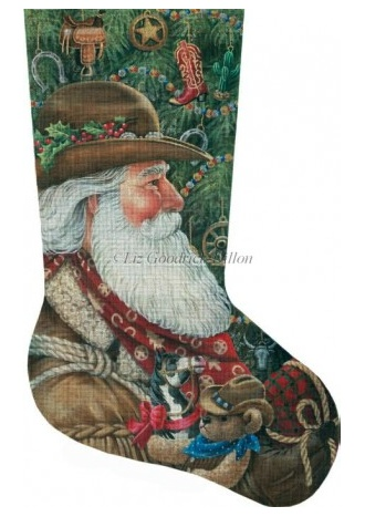 Western Santa 18ct