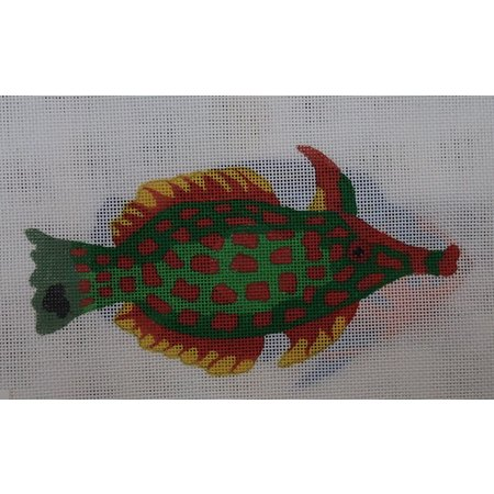 FILE FISH ORNAMENT