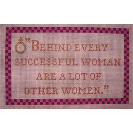 Behind Every Woman