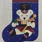 Bear Drum Major Mini Stocking