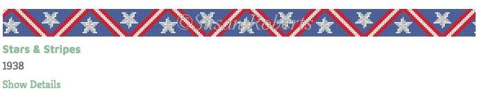 Stars & Stripes Dog Collar