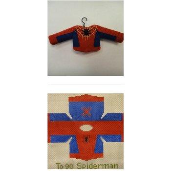 Spiderman Topper