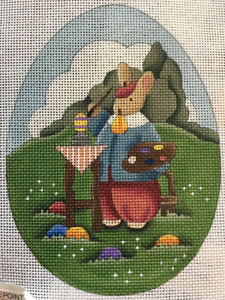 Bunny Eggs Ornament - 24 Count