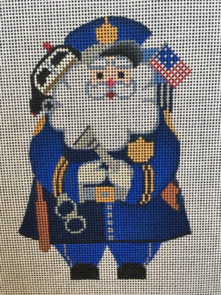 Policeman Santa