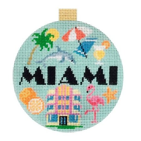 Travel Round - Miami