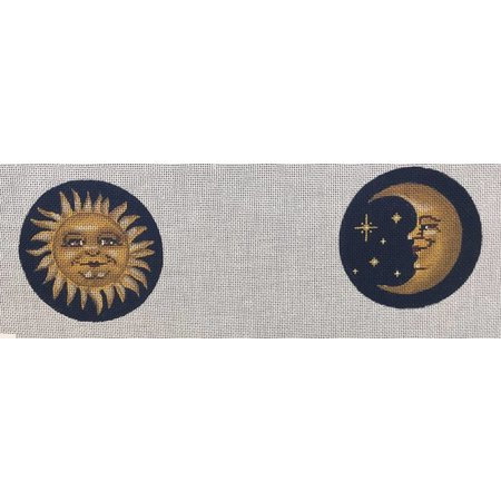 Sun and Moon Ornament