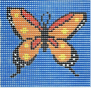 Kids Pillow Butterfly