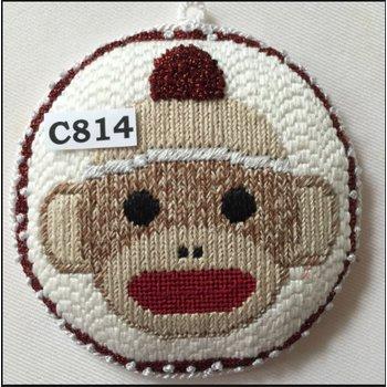 Sock Monkey Sam