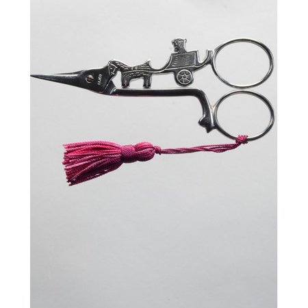 Sajou Cart and Horse Scissors