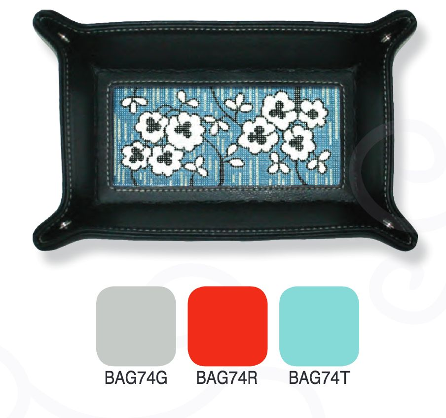 d430a780d89 BAG74 BB Snap Tray W O Canvas - Needlepoint Studio of Sarasota