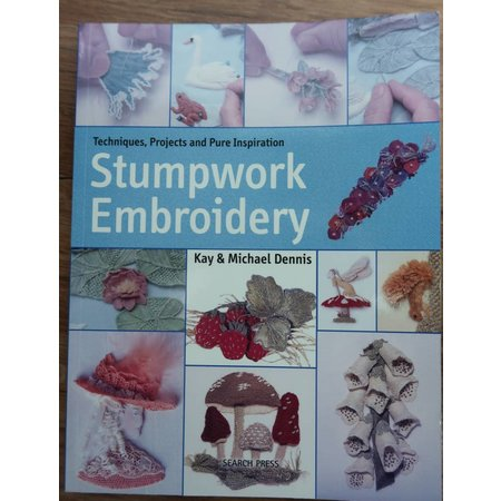 Stumpwork Embroidery!