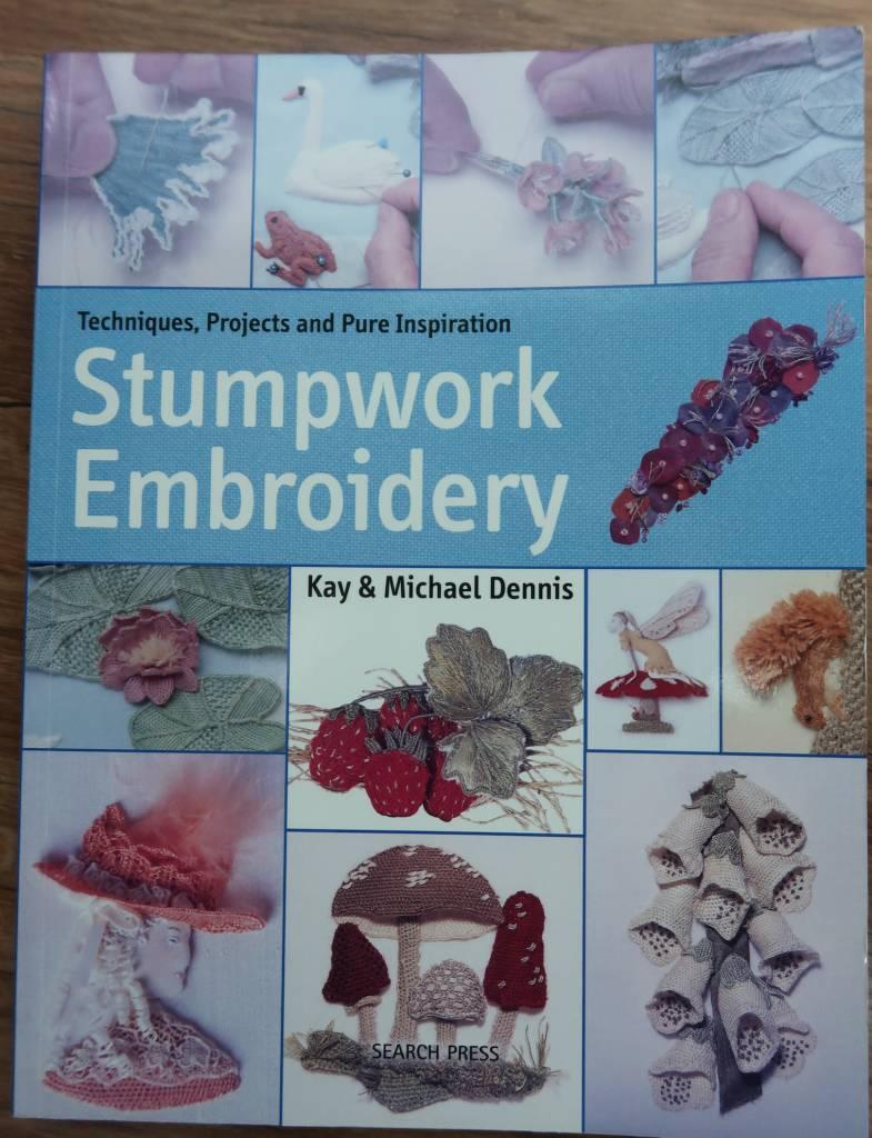 Stumpwork Embroidery!