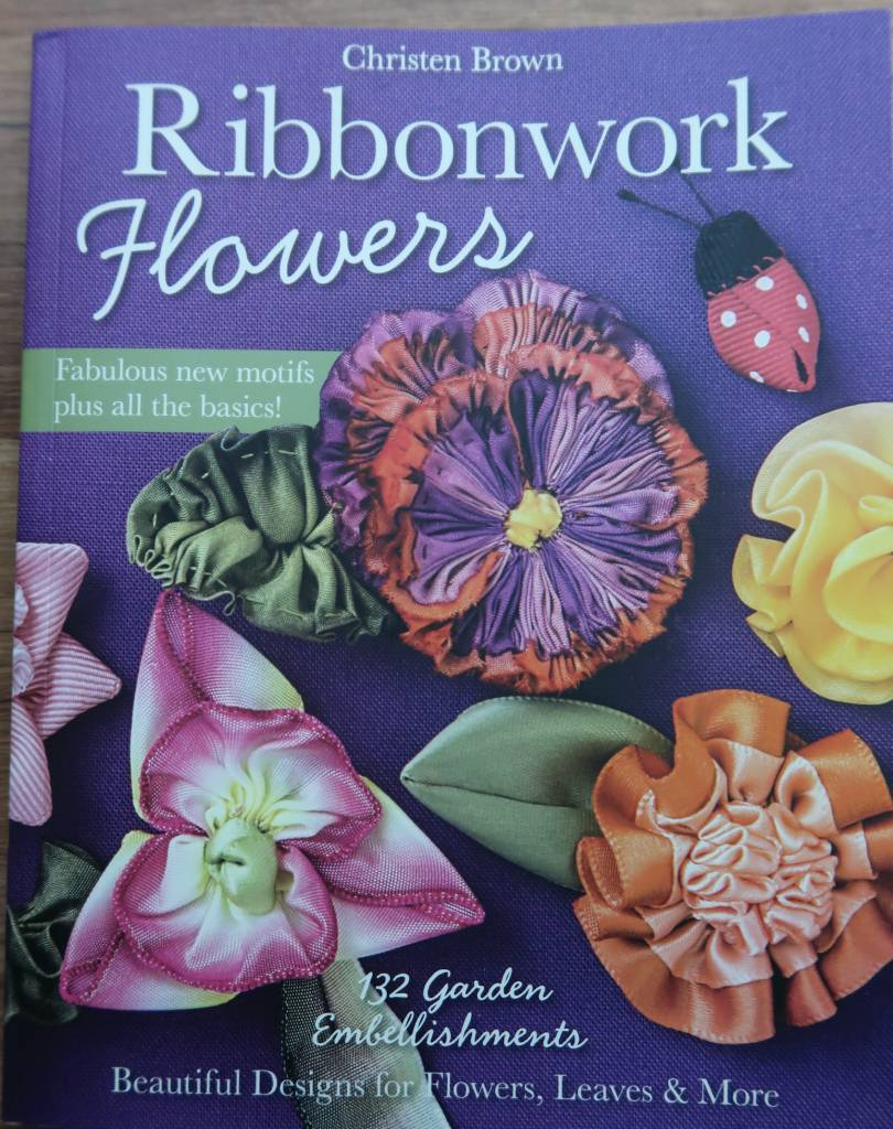 Ribbonwork Flowers