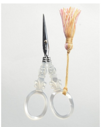 Sajou Mother of Pearl Scissors