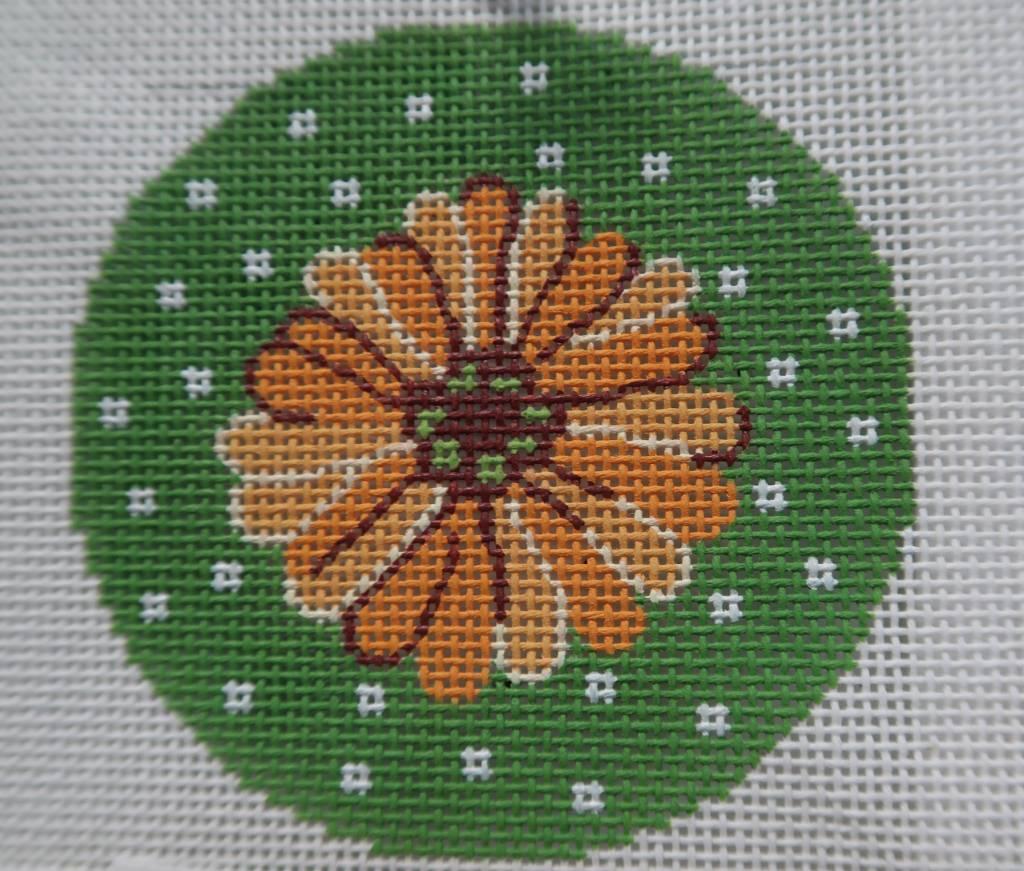 """Flower 18ct 3"""" Round"""
