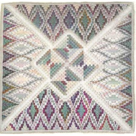 Intarsia iii - Counted Needlepoint