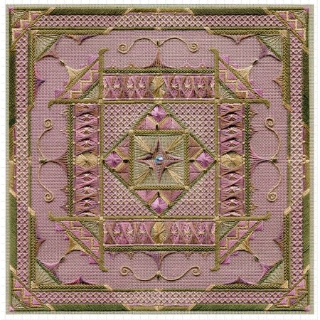 Arabesque - Counted Needlepoint
