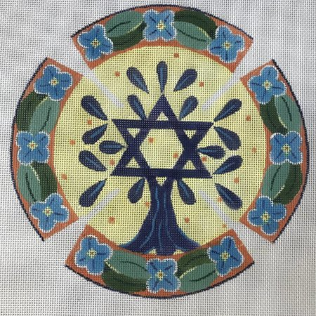 Tree of Life Yamulke