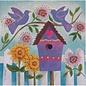 Bluebird Birdhouse w/SG