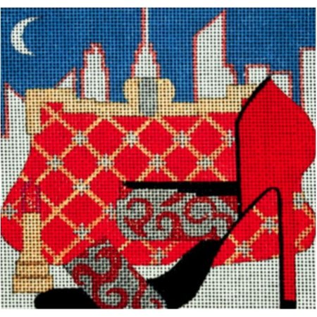Paint the Town Red w/ Stitch Guide