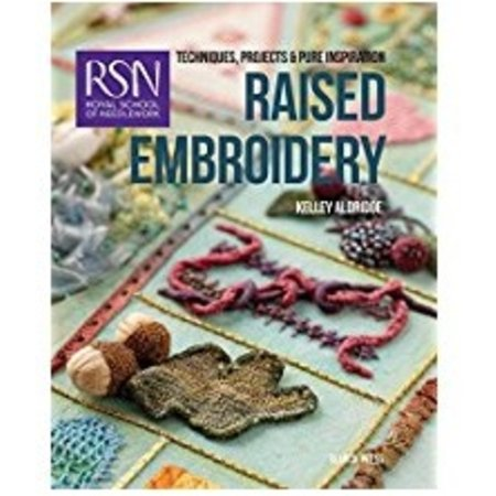 Raised Embroidery - Royal School of Needlepoint