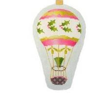 Mini Balloon Pink Holly