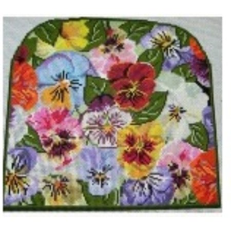Pansy Clutch