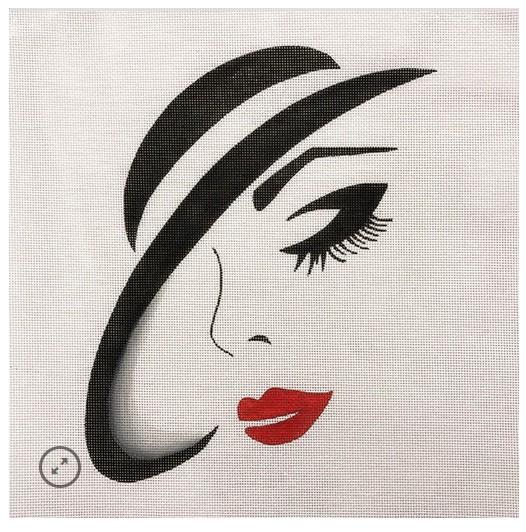 Vogue Lady Face