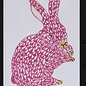 Herend Insp. Fishnet Bunny