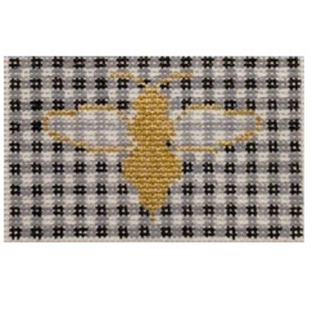 Bee & Gingham Insert