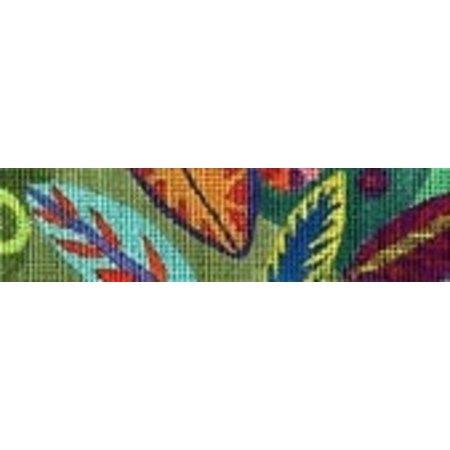 Light Leaf Belt Canvas