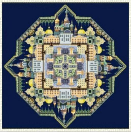 St. Petersbury Mandala