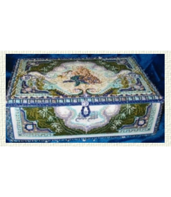 The Mermaid Treasure Box