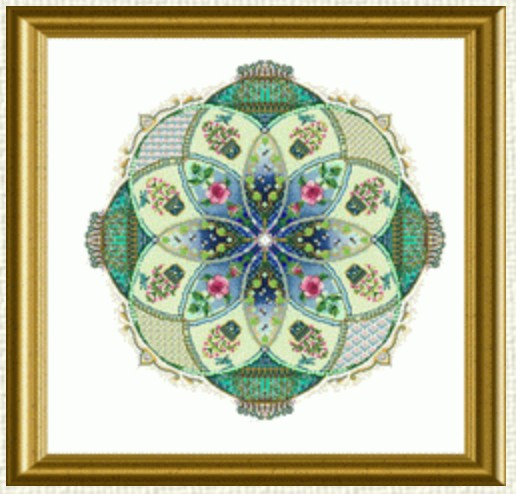 A-Mazing Marie Antoinette Rose Garden
