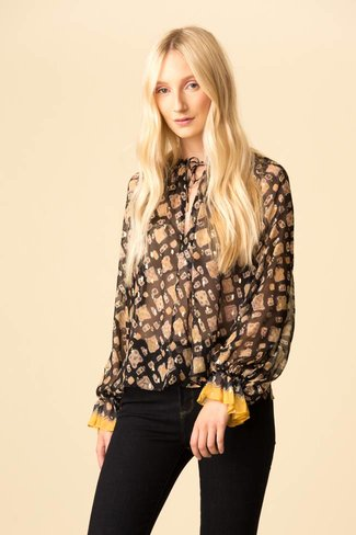 Ulla Johnson Ulla Johnson Naliah Blouse